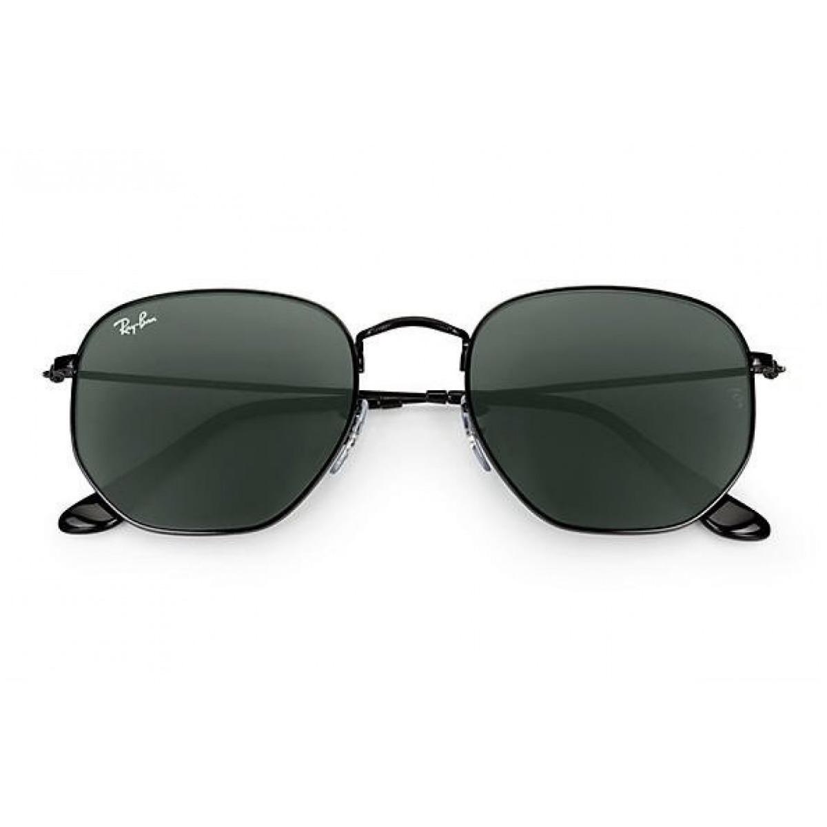 óculos ray ban rb3548 54mm hexagonal masculino feminino. Carregando zoom. 0c8ebe72cb