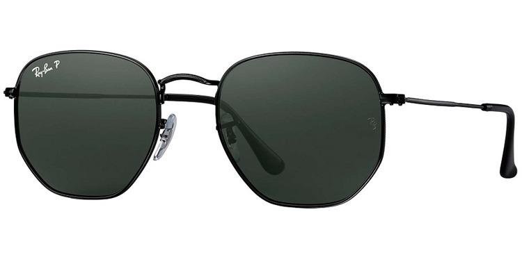 Óculos Ray Ban Rb3548 54mm Hexagonal Masculino feminino - R  23,79 ... 3efbfb54d3