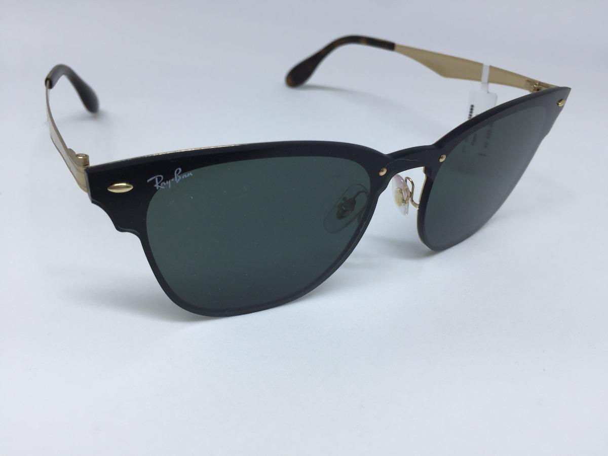 2b8ed44e0 08a6b5533d9b2 oculos ray ban rb3576 n 043 71 blaze clubmaster original. Carregando  zoom. ...