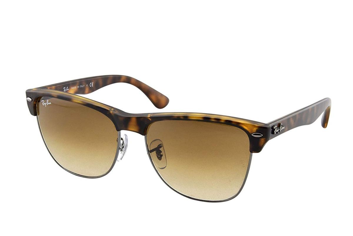 817a7274119b0 ... new arrivals óculos ray ban rb4175 clubmaster oversize 100366. carregando  zoom. f1ad7 a1b4d