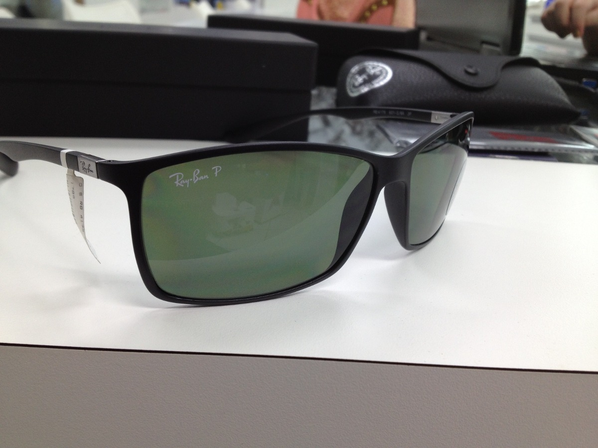 54fd1ea29ed6b oculos ray ban rb4179 601-s 9a polarizado made in italy. Carregando zoom.