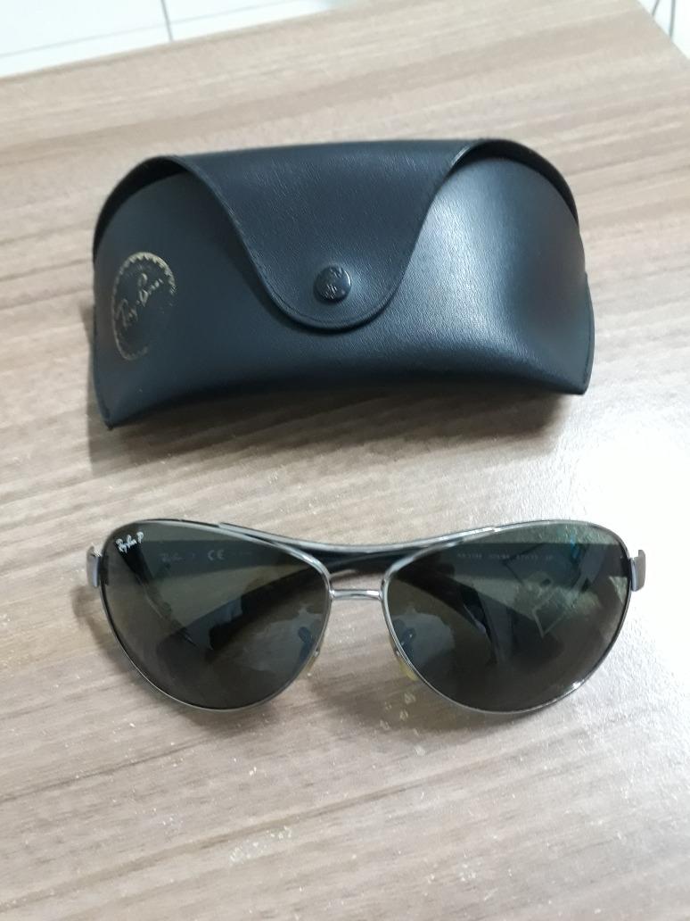 1630f578c36c5 oculos ray ban ref.3379 polarized original sem riscos zeroo. Carregando zoom .
