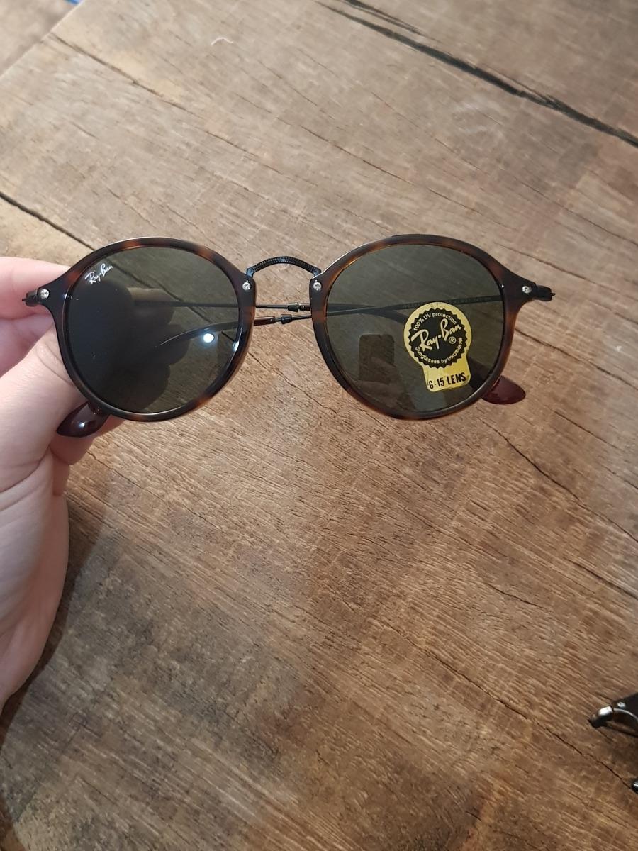 ... fleck tartaruga g15 verde original 2447. Carregando zoom... óculos ray  ban round. Carregando zoom. 4d23fd5c5a
