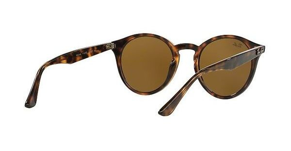 Óculos Ray Ban Round Stylish Rb2180 710 73 100% Original - R  499,90 ... a9443e389d