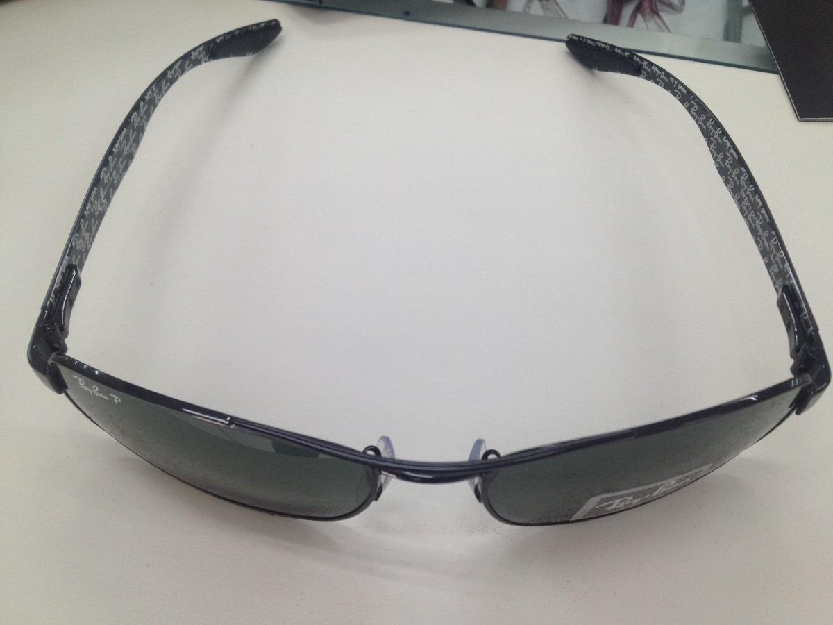 Oculos Ray Ban Tech Rb 8316 002 n5 Lente Polarizado - R  659,99 em ... 1d513eb953