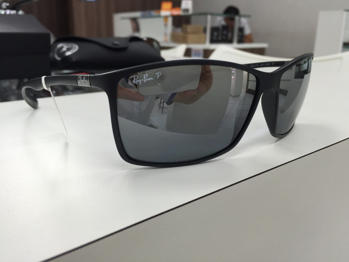 b7a95f3d49587 Oculos Ray Ban Tech Rb4179 601-s 82 Polarizado Made In Italy - R ...