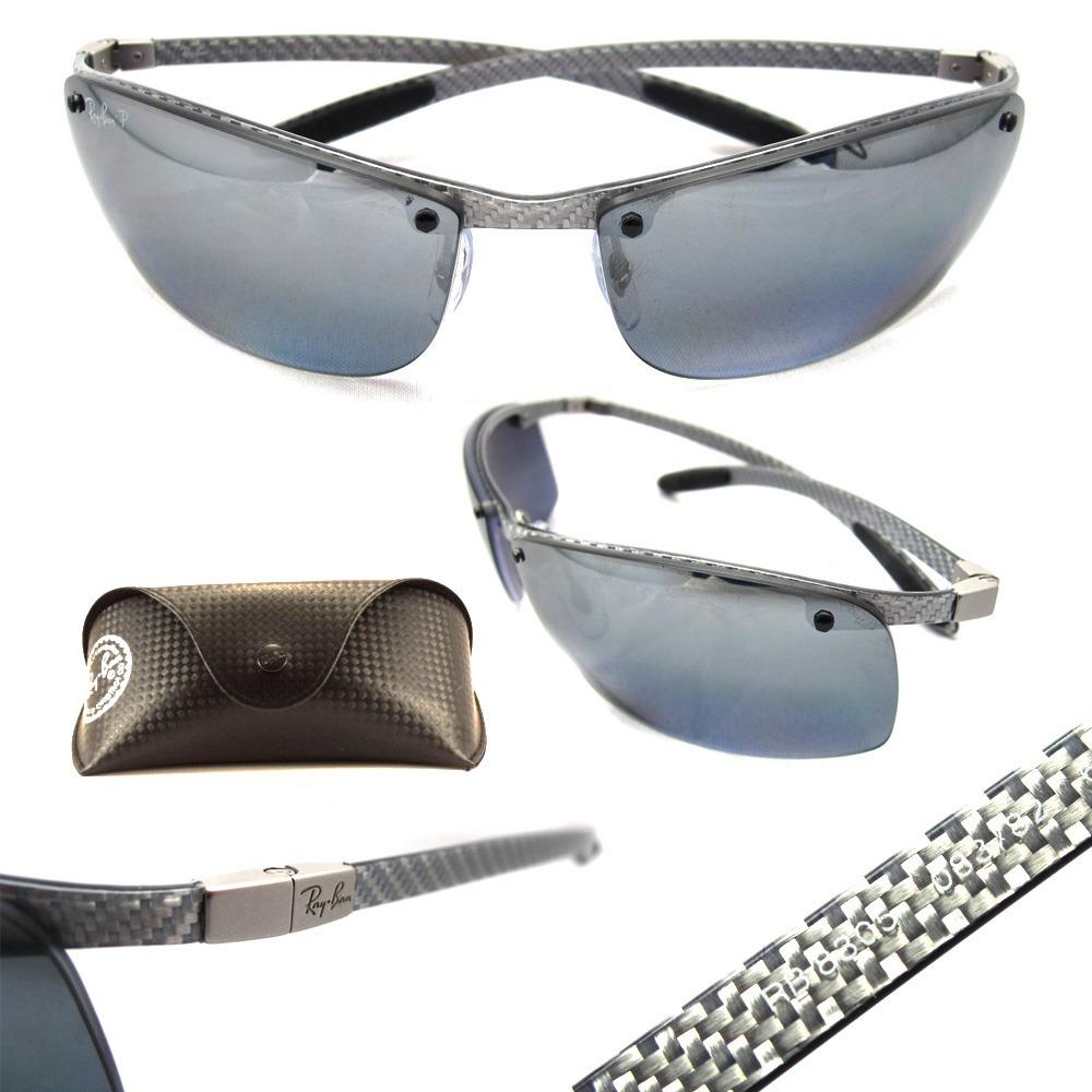 94cab00a94b ... germany óculos ray ban tech rb8305 fibra de carbono polarizado.  carregando zoom. 7454c bbcdd