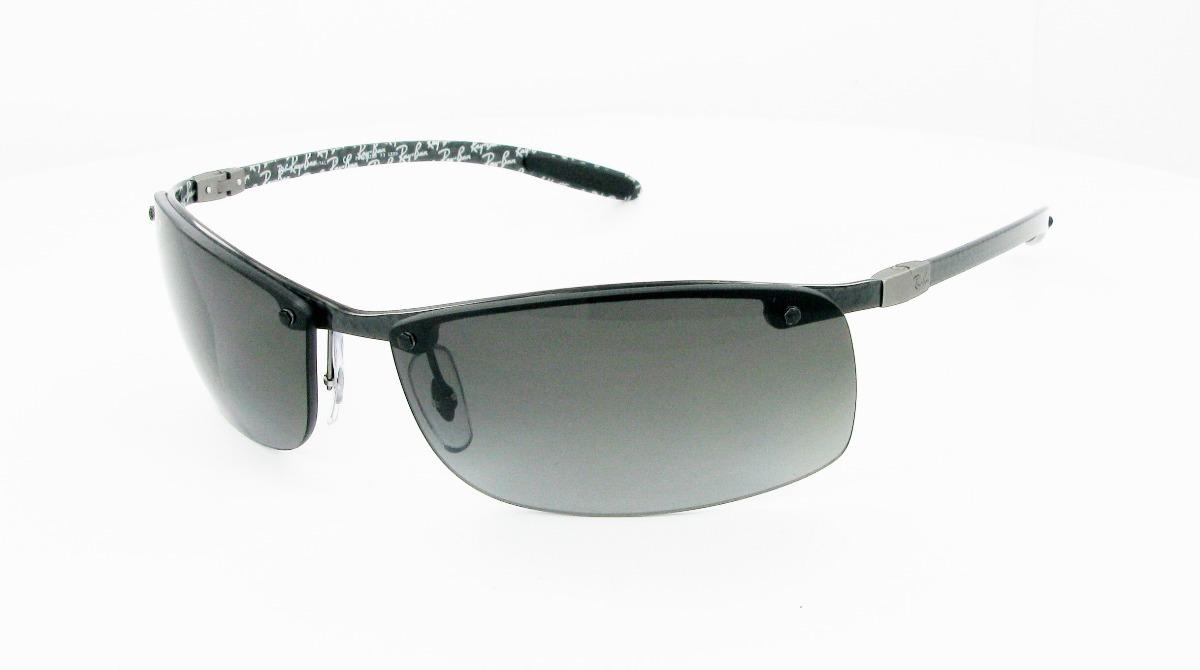e5cf278b95e473 óculos ray- ban tech rb8305 - fibra de carbono   polarizado. Carregando  zoom.