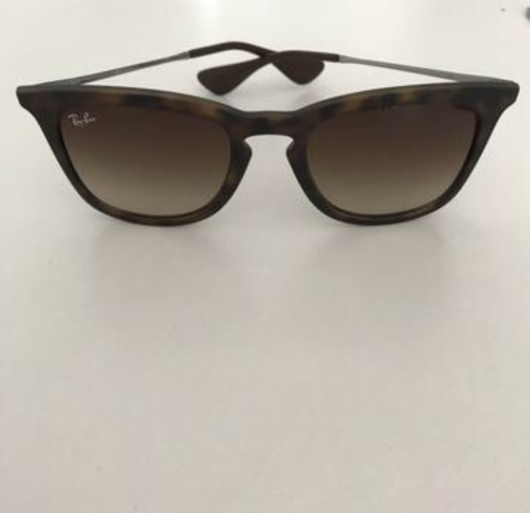 Óculos Ray Ban Tigrado Rb4221 Original - R  250 bba8efce8001a