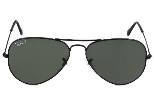 Oculos Ray Ban Top Aviador Polarizado Masculino Feminino - R  278,37 ... 28bcae7870