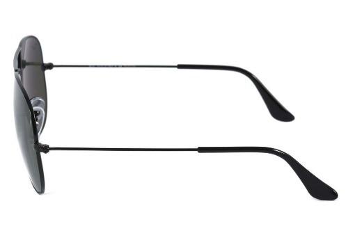 Oculos Ray Ban Top Aviador Polarizado Masculino Feminino - R  278,37 em  Mercado Livre d511eb816f