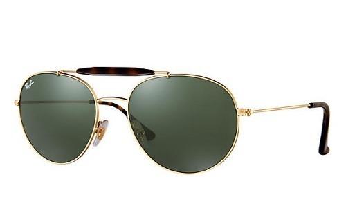 Oculos Ray Ban Top Aviador Rb3540 001 Original Pronta Entreg - R ... 5500a9533a