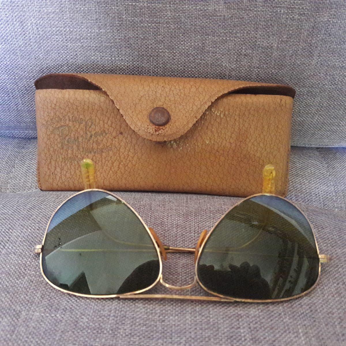 óculos ray ban vintage retro coleção maravilhoso original. Carregando zoom. 19d05e9a23