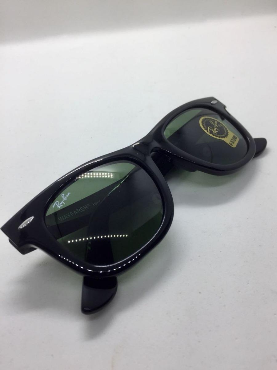 ... novo e original 2140 wayfarer g-15. Carregando zoom... óculos ray-ban  wayfarer. Carregando zoom. ecb25e07d9