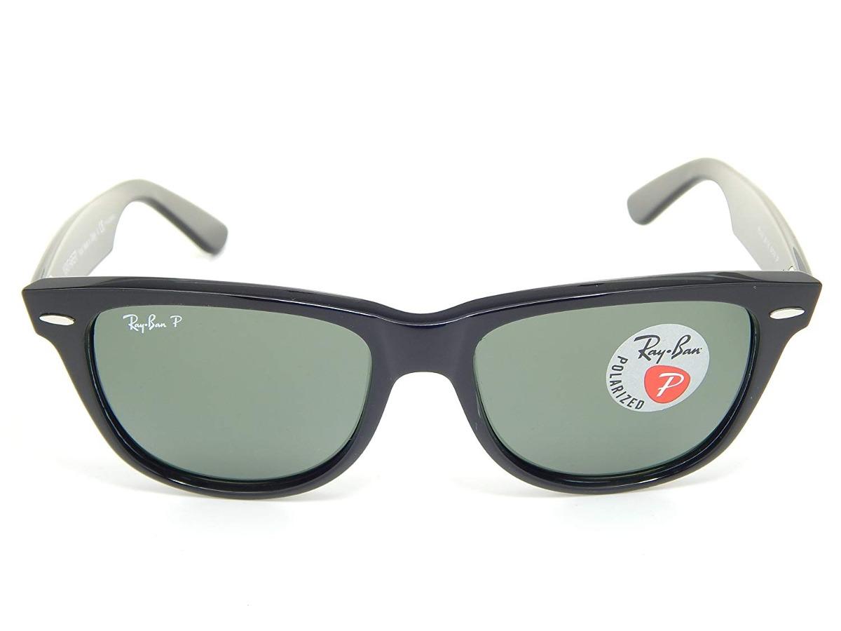 0e1e4cd64be45 óculos ray ban wayfarer polarized rb2140 9 - 93138. Carregando zoom.