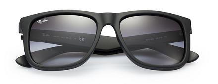 1af88be703615 Óculos Rayban Armação P  Grau Justin 4165 Masculino Feminino - R  70 ...