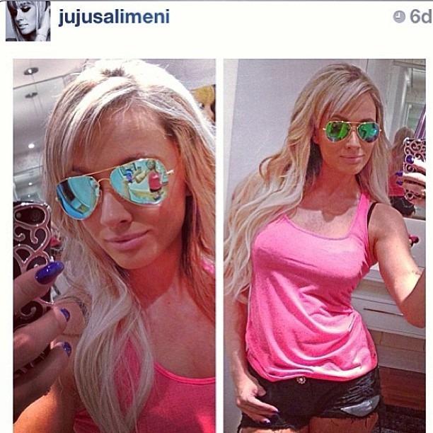 oculos rayban aviador dourado espelhado masculino feminino dfeb2799ef