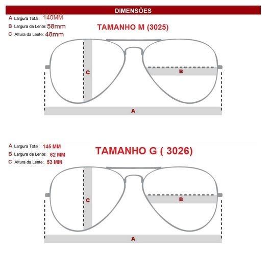 fa84073df7030 Oculos Rayban Aviador Original + Certificado E Frete Gratis. - R ...