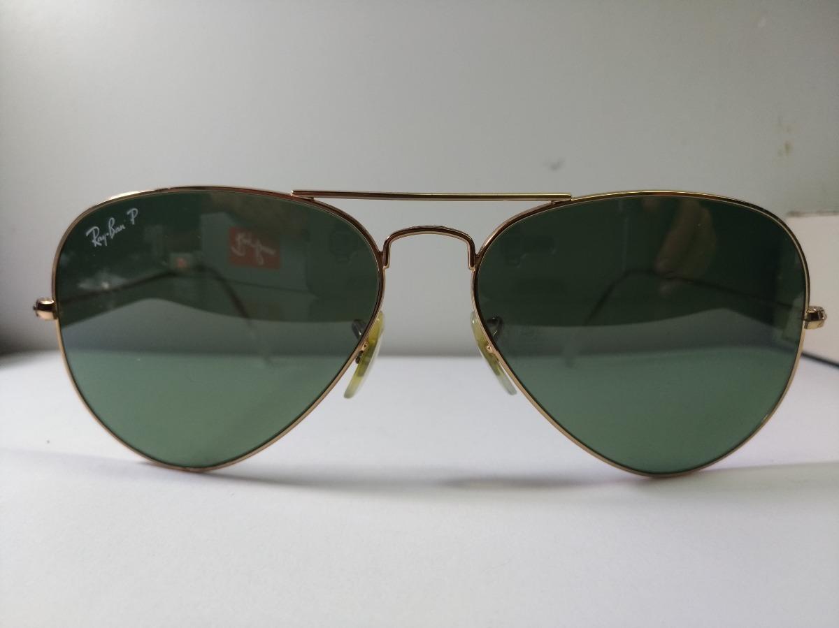 10a37fdf5 Óculos Rayban Aviador Original (rb3025) Polarizado - R$ 350,00 em ...