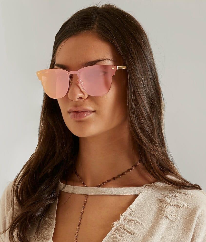 oculos rayban clubmaster blaze rb3576 feminino rosa 2018. Carregando zoom. daa5643f06