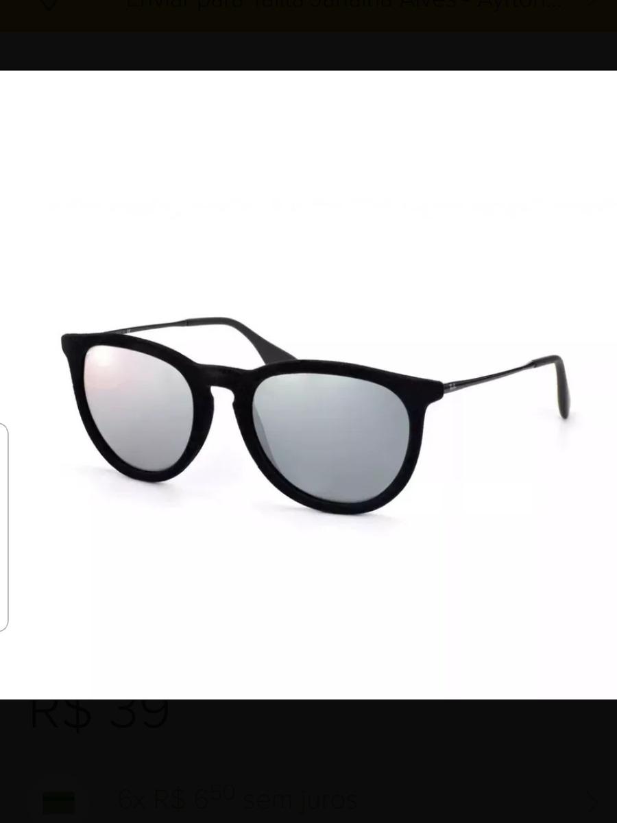d0acb338573e5 óculos rayban erica. Carregando zoom.