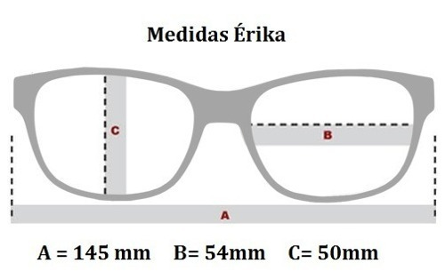204edfda34939 Óculos Rayban Erika Preto Fosco   Envio 24 Hs - R  269