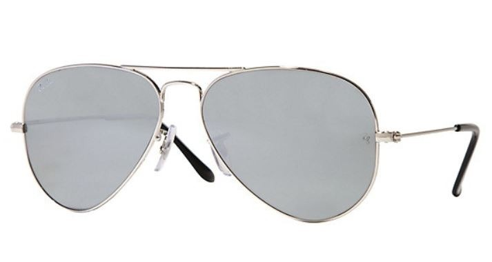 Óculos Rayban Large Metal Aviator Rb3025 W3275 55mm  d12 - R  399,00 ... 8f234221df