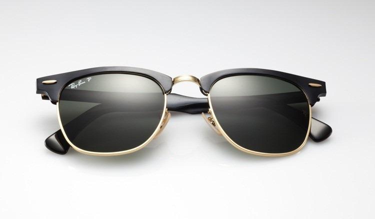 Óculos Rayban Masculino Feminino Clubmaster 4190 Original - R  400 ... 60908bdbd1