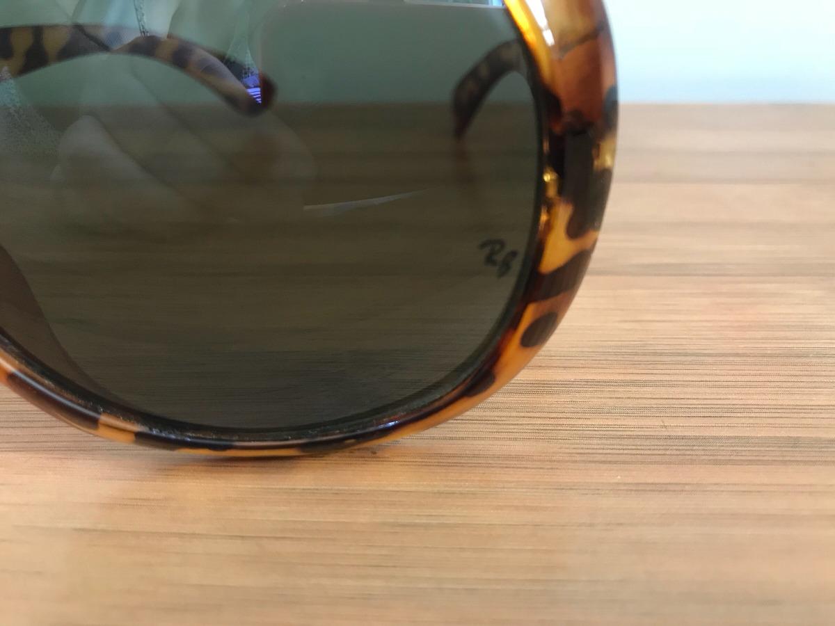6c1ea6417 óculos rayban onça zh 4098 tortoise original jackie onassis. Carregando zoom .