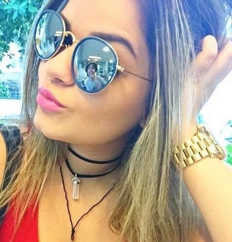 Oculos Rayban Round Dobravel Original Masculino E Feminino - R  350,00 em  Mercado Livre 82e4d67022