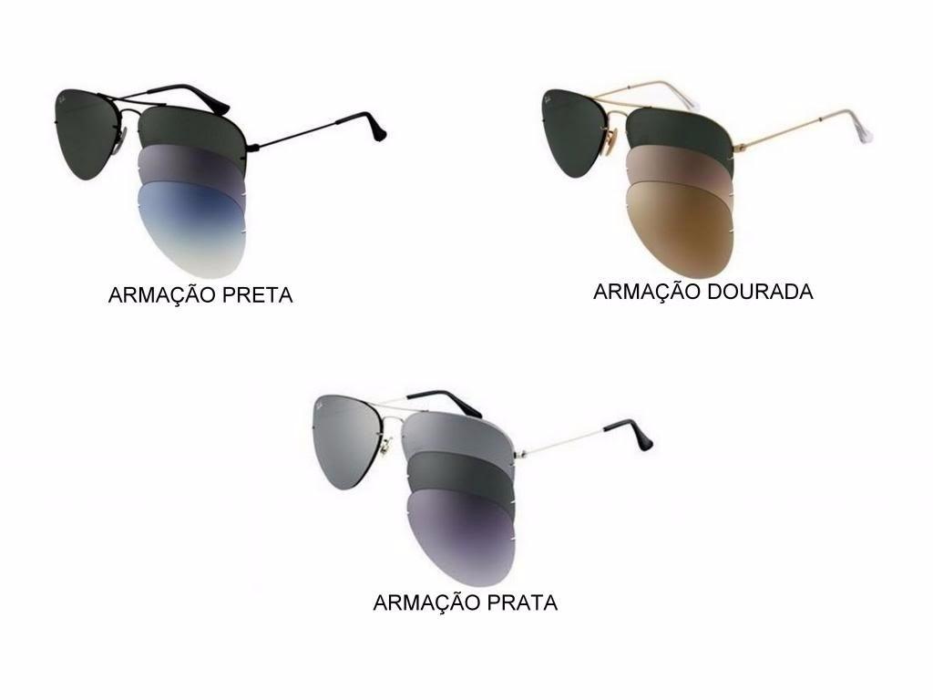 81a945d9d óculos rayban tech flip out rb3460 troca lentes - original. Carregando zoom.