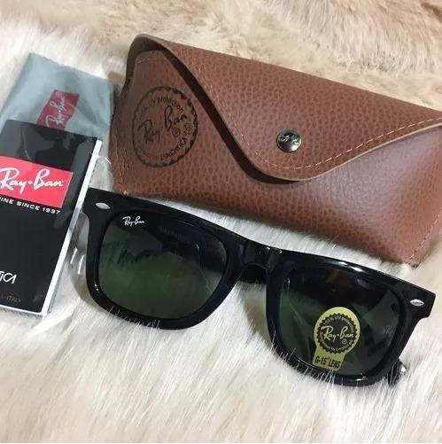 f015051cf Oculos Rayban Wayfarer Rb2140 Masculino Feminino - R$ 35,00 em ...