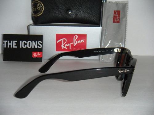 oculos rayban wayfarer rb2140 original masculino feminino