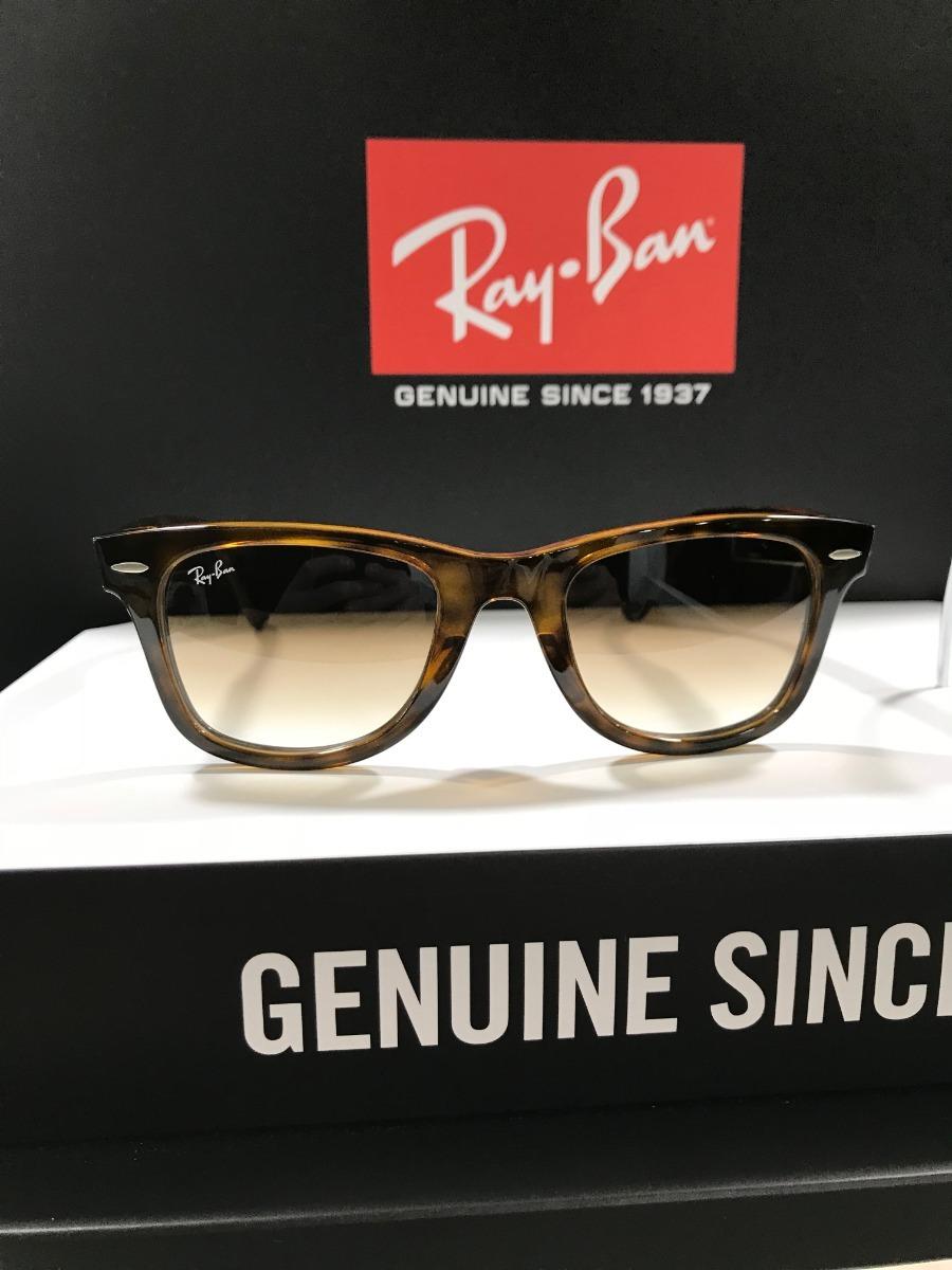 6cbd6fcbba óculos rayban wayfarer rb4340 710 51 tamanho 50 original. Carregando zoom.