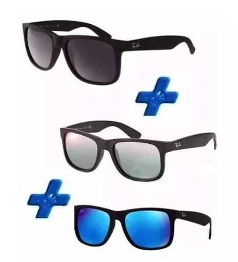 a413cb200d190 Oculos Rb Justin Polarizado Wayfarer Pag1 Lev3 - R  120,00 em ...