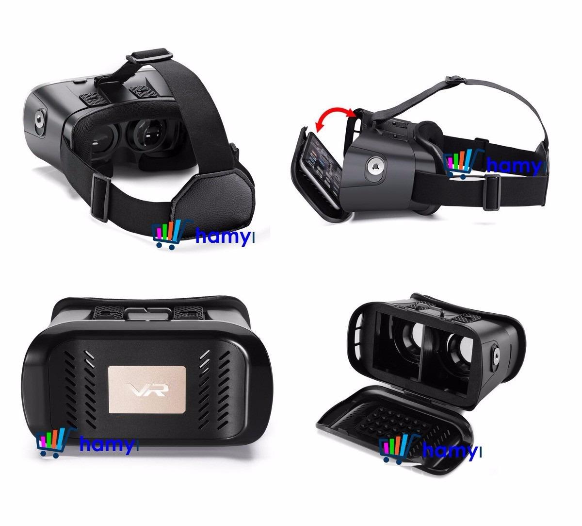 oculos 3d vr box rift com imã realidade virtual controle p07 · oculos  realidade virtual. Carregando zoom. 04423bb083