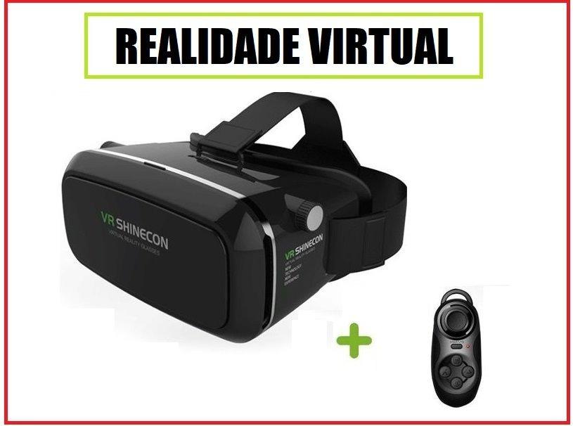 ed0d8311a0642 óculos realidade virtual vr shinecon 2.0 3d 360° smartphone. Carregando  zoom.