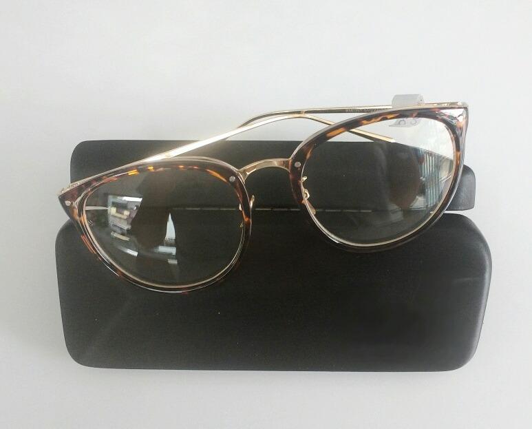 f3b94a6a1 Óculos Receituário Feminino Redondo Vintage - R$ 89,00 em Mercado Livre