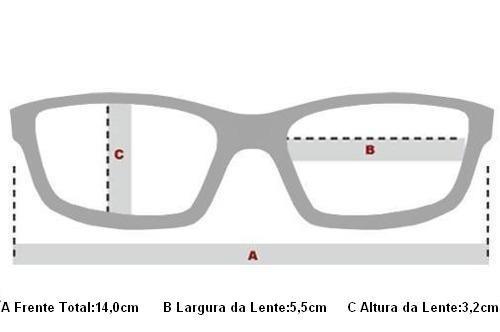 e37899d9f75 Oculos Receituario Oakley Ferrari Carbon Plate Ox5079-0455 - R  879