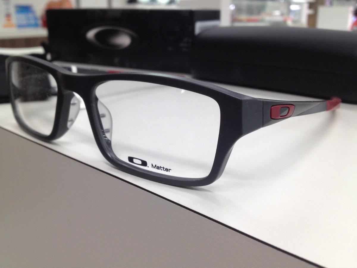 23d5a266c66 Oculos Receituario P grau Oakley Chamfer Ox8039-0353 Lançame - R ...