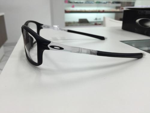 Oculos Receituario P grau Oakley Crosslink Zero Ox8076-0358 - R  369 ... fc090805b6