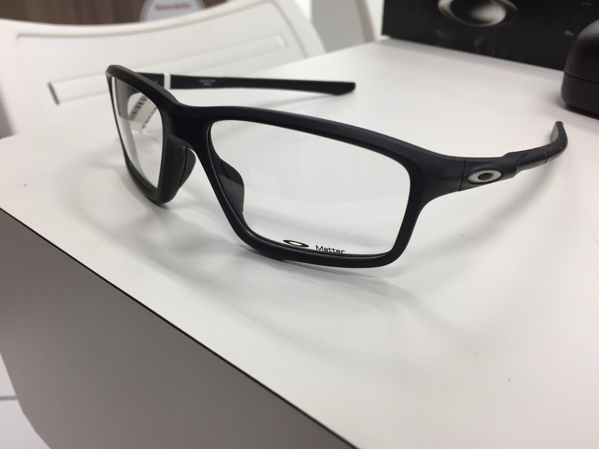 oculos receituario p grau oakley crosslink zero ox8076-0756. Carregando  zoom. d8519e9cc0