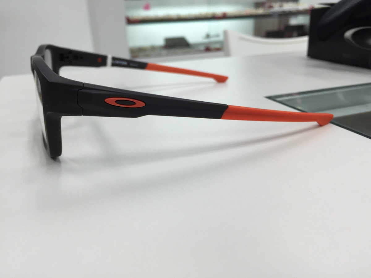oculos receituario p grau oakley splinter ox8077-0552 santin. Carregando  zoom. cd25db14b1