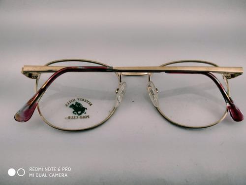 óculos receituário vintage metal #gatinho po 006r