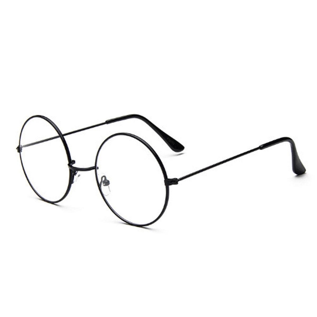 651e7564f6b79 óculos redondo grau armação grande retro vintage. Carregando zoom.