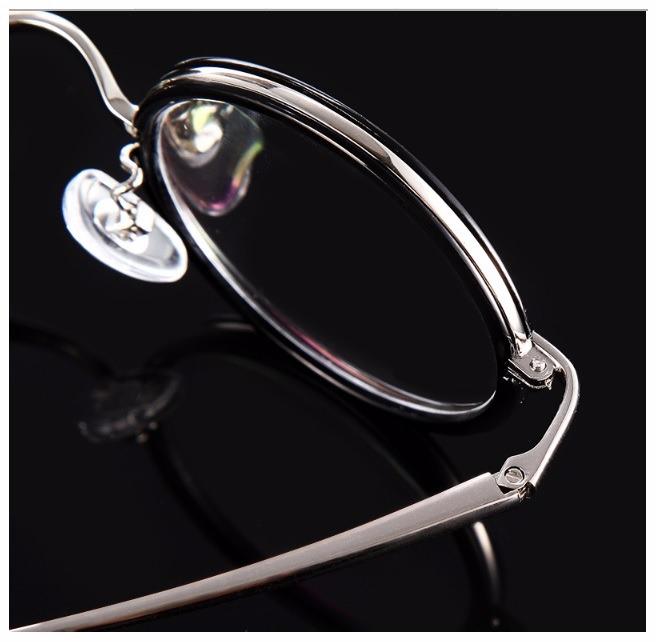 c6d15c40c2379 Óculos Redondo Lente Pequena 4.0 Cm Ótimo Acabamento Graus - R  279 ...
