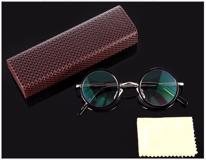 3b86012eef563 óculos redondo lente pequena 4.0 cm ótimo acabamento graus. Carregando zoom.