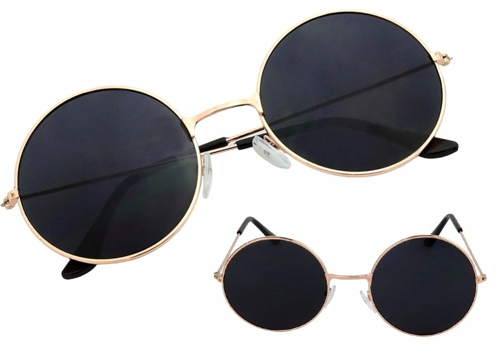 1f762dc34d856 óculos redondo ozzy - lennon - rita lee. Carregando zoom.