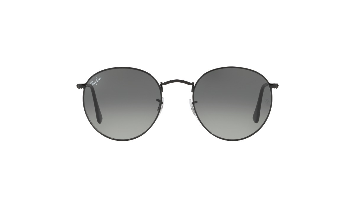 50a681ce9 Óculos Redondo Ray Ban Rb3447 00271 Round Metal - Original - R$ 509 ...