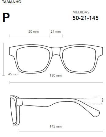 Óculos Redondo Ray Ban Rb3447 50 Round Metal Azul - Original - R ... f64db92120